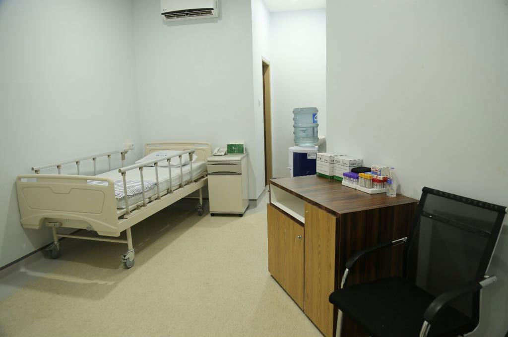 Ruang Sampling Laboratorium
