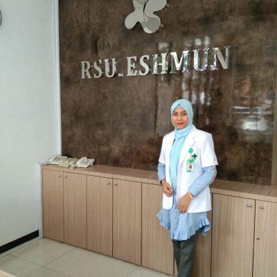 dr. Okti Trihandini, Sp.Tht