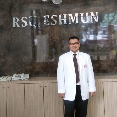 dr. Wahyu Diansyah, Sp. Pd