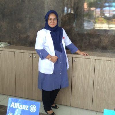 dr. Aida, Sp.P